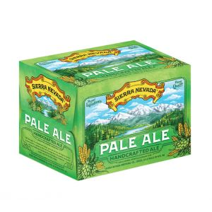SIERRA NEVADA PALE ALE HANDCRAFTED 6X12OZ CANS