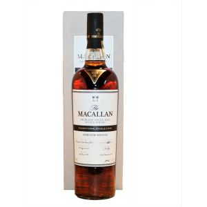 MACALLAN SCOTCH EXCEPTIONAL SINGLE CASK 2018/ESB-6513/05 119.2PF 13YR 750ML
