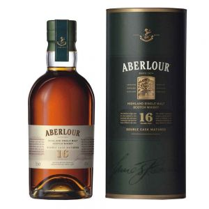 ABERLOUR SCOTCH SINGLE MALT DOUBLE CASK 16YR 750ML
