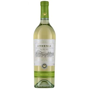 ARMENIA DRY WHITE WINE 2017