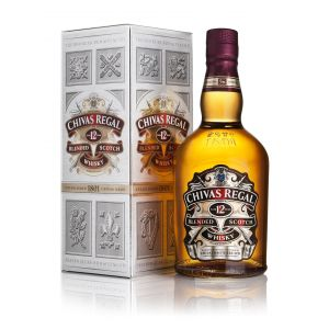 CHIVAS REGAL SCOTCH BLENDED 12YR 750ML  ( BUY 2 GET $6 COUPON APPLIED BY PERNOD $20.99-$3=$17.99)