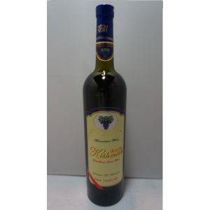 BLACK KISHMISH RED SEMI SWEET ARMENIA NV 750ML