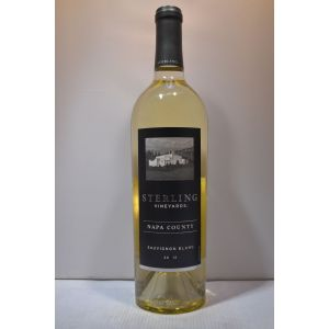 STERLING VINEYARDS SAUVIGNON BLANC NAPA 2012