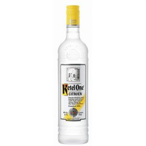 KETEL ONE VODKA CITROEN 750ML