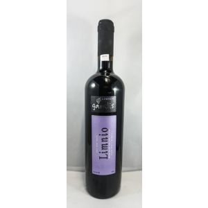 LIMNIO GARALIS DRY RED WINE ORGANIC LIMNOS GREECE 2015