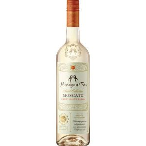 MENAGE A TRIOS MOSCATO SWEET COLLECTION CALIFORNIA NV