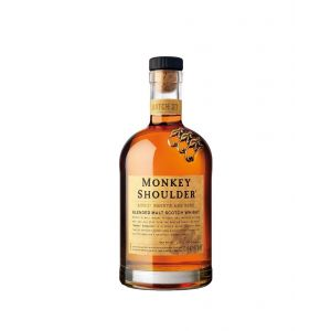 MONKEY SHOULDER SCOTCH BLENDED MALT BATCH 27 86PF 750ML