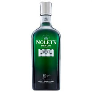NOLETS GIN DRY SILVER HOLLAND 750ML