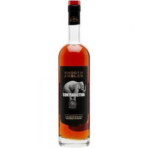SMOOTH AMBLER BOURBON CONTRADICTION WEST VIRGINIA 100PF 750ML( BUY 2 GET $10 OFF COUPON APPLIED TO PRICE BY PERND )