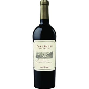 PINE RIDGE VINEYARDS CABERNET SAUVIGNON NAPA 2017