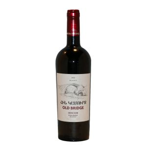 OLD BRIDGE ARENI NOIR RED WINE DRY RESERVE ARMENIA 2014