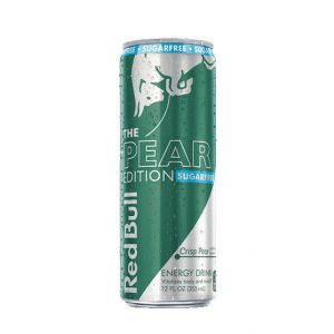 RED BULL THE PEAR EDITION ENERGY DRINK 12OZ CANS
